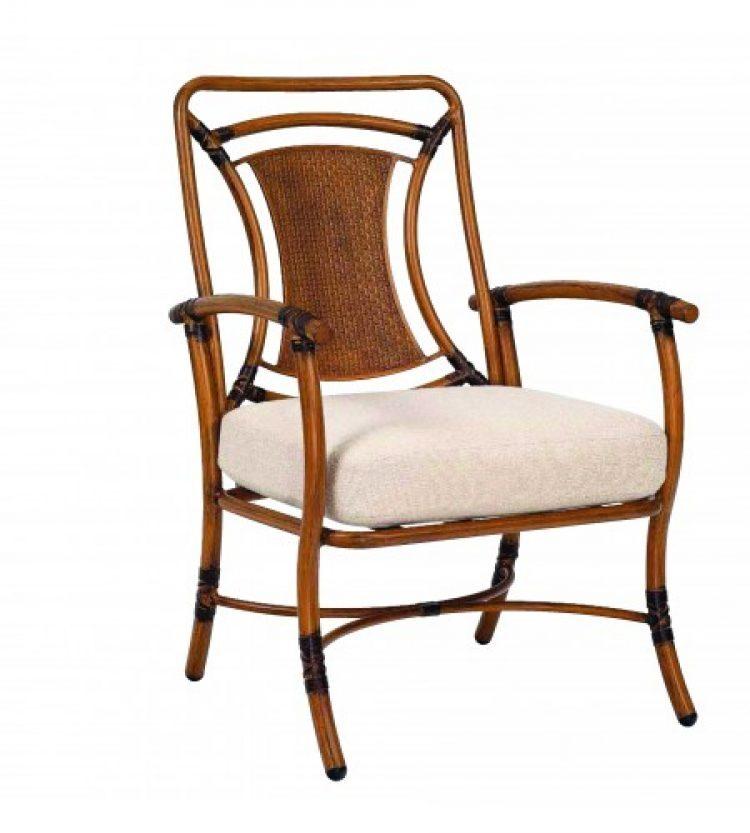 glade isle cushion formal dining arm chair