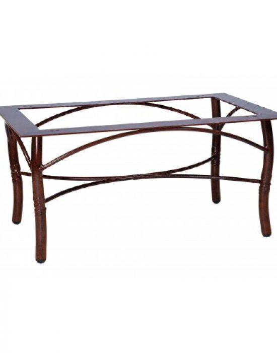 Glade Isle Rectangular Coffee Table Base