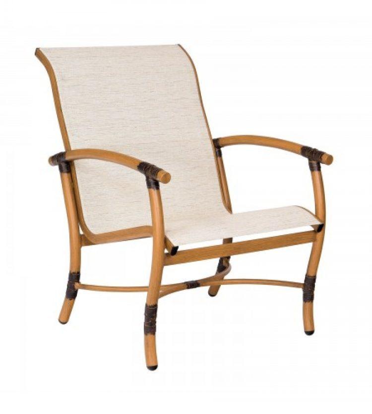 glade isle sling lounge chair