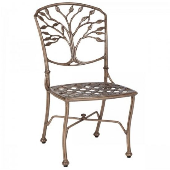 Heritage Dining Side Chair - Without Cushion