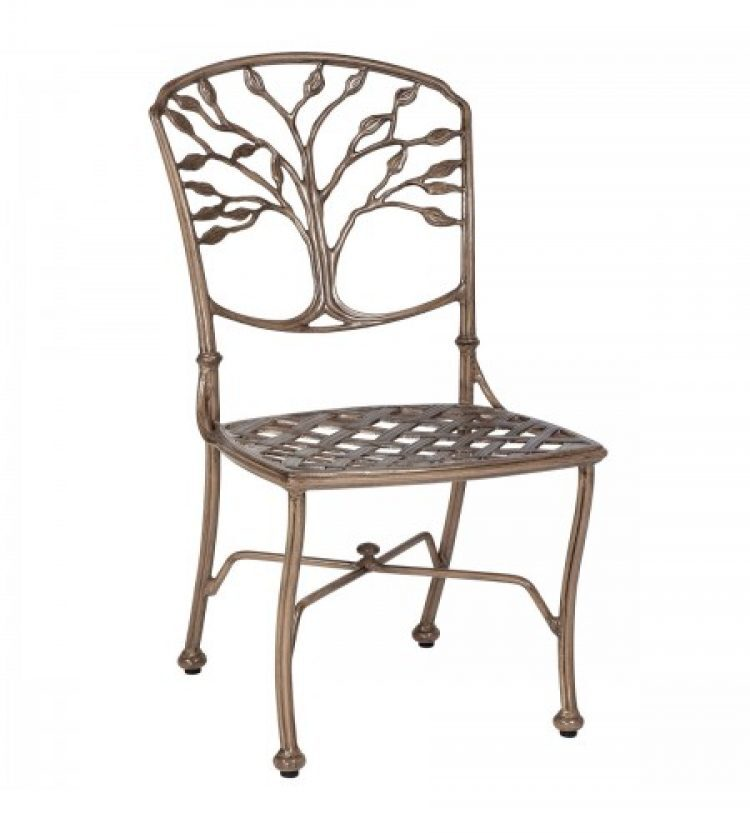 heritage dining side chair without cushion