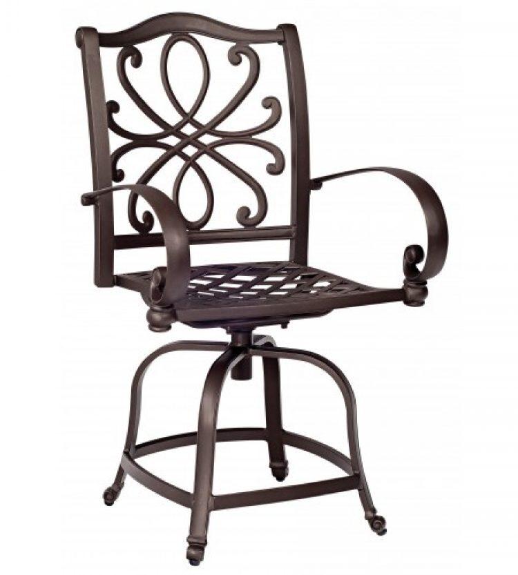 holland swivel counter stool