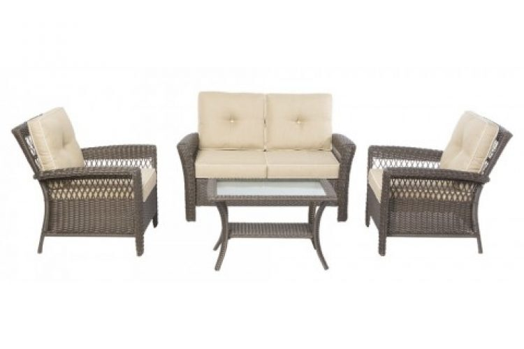 isabella iron deep seating collection