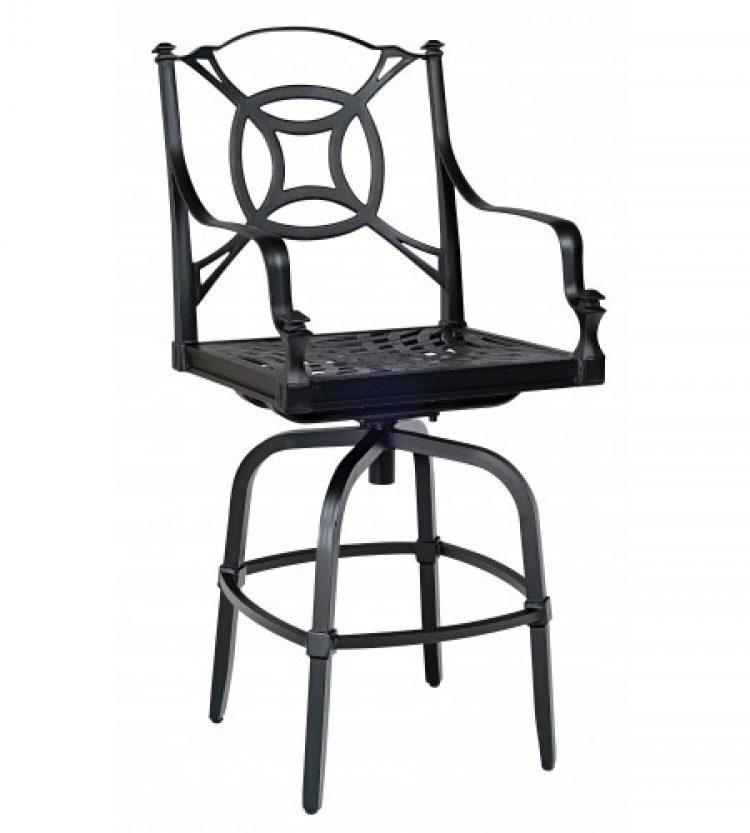 isla swivel bar stool