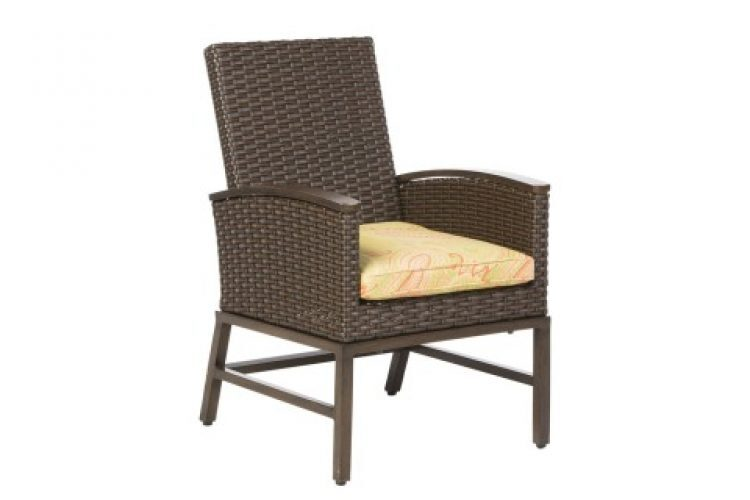 la lima stackable dining arm chair