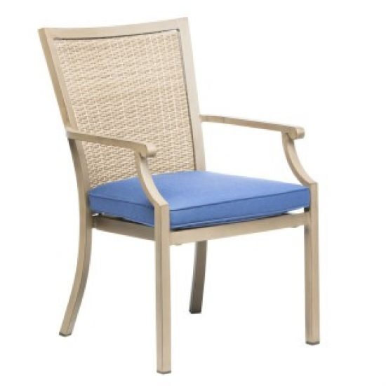MARCO BAY DINING ARM CHAIR