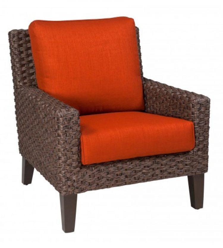 mona stationary lounge chair