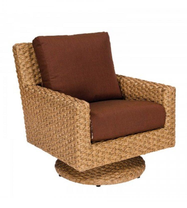 mona swivel lounge chair