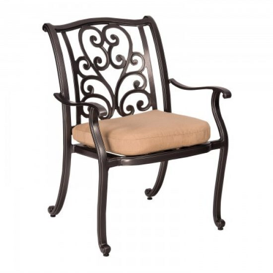 New Orleans Dining Arm Chair