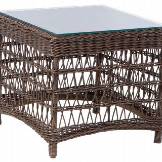 """NEWPORT 23"""" SQUARE SIDE TABLE"""