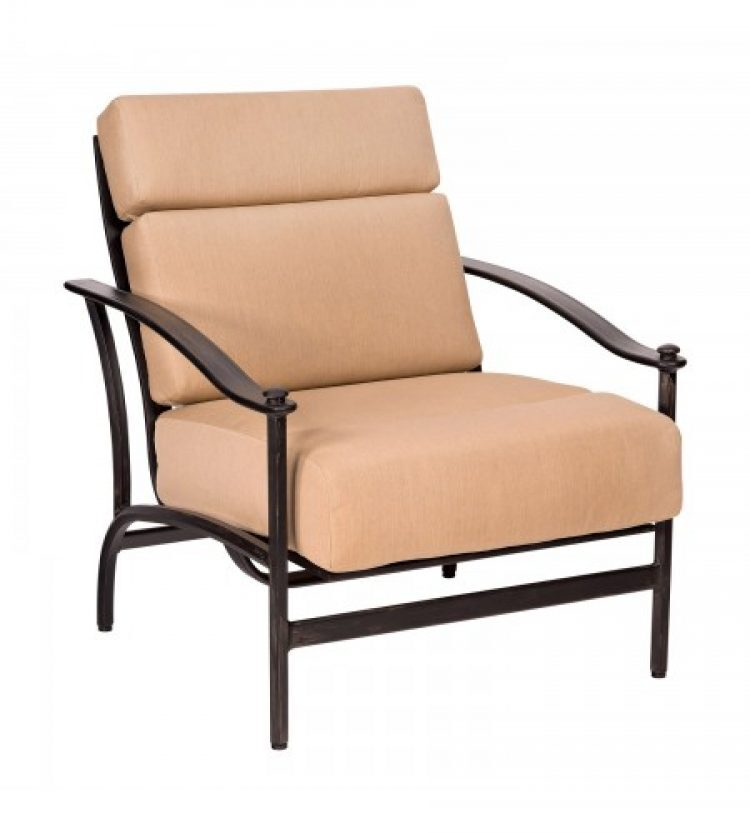 nob hill internal rocking lounge chair