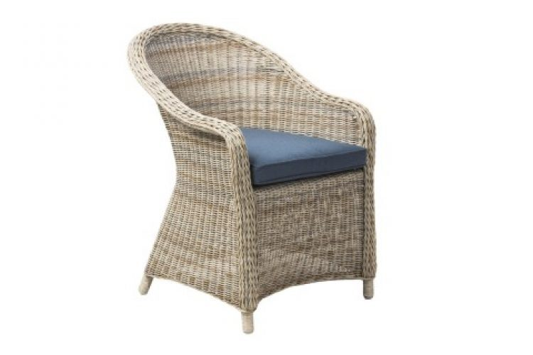 oxford dining arm chair