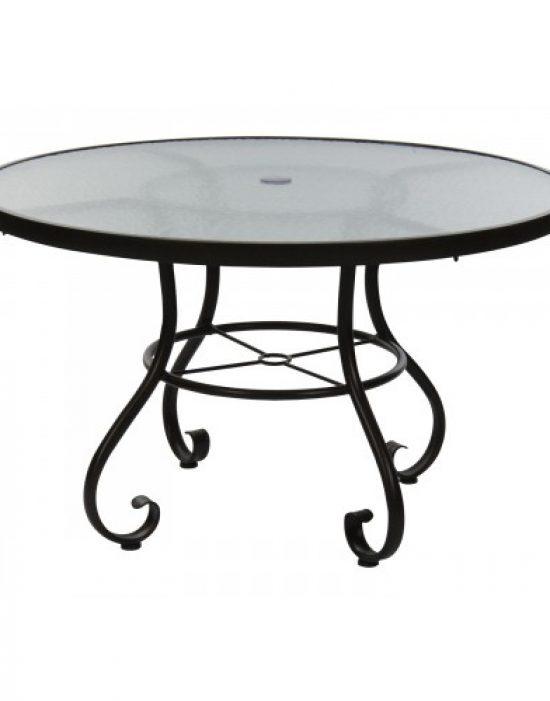"Ramsgate 48"" Umbrella Table - Acrylic"
