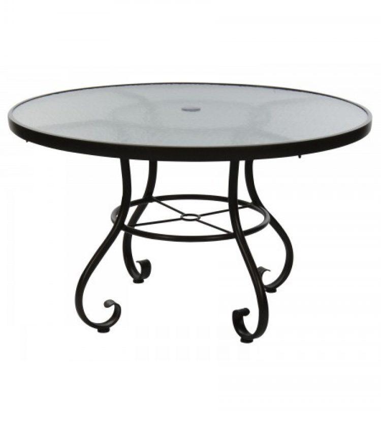 ramsgate 48 umbrella table acrylic