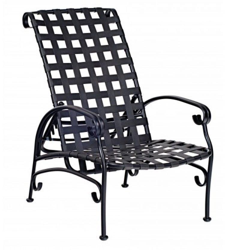 ramsgate strap adjustable lounge chair