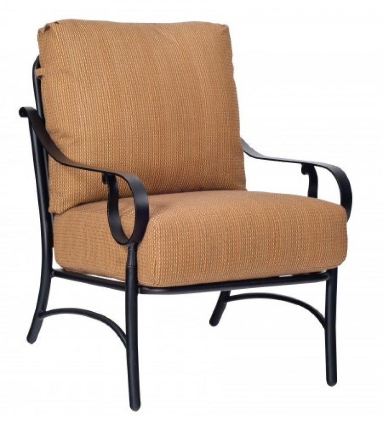 ridgecrest cushion stationary lounge chair