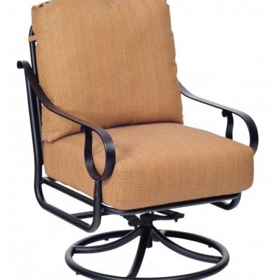 Ridgecrest Cushion Swivel Rocking Lounge Chair