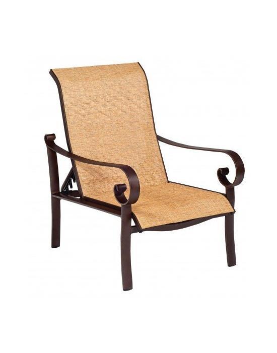 Belden Sling Adjustable Lounge Chair