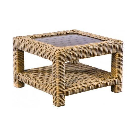 """SORRENTO 29"""" SQUARE SECTIONAL CORNER COFFEE TABLE"""