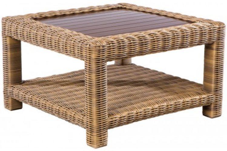 sorrento 34.5 square coffee table