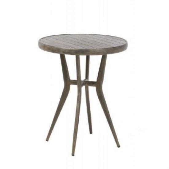 "AVIGNON 24"" ROUND FRENCH BISTRO TABLE"
