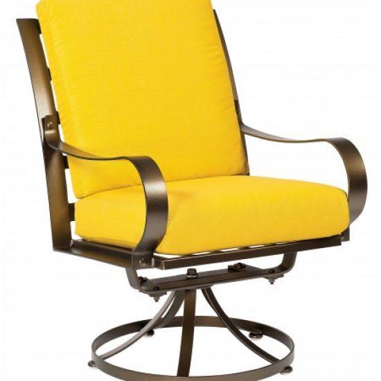 Cascade Swivel Dining Arm Chair