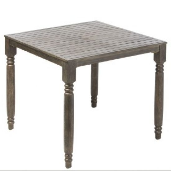 """AVIGNON 36"""" SQUARE FRENCH DINING TABLE"""