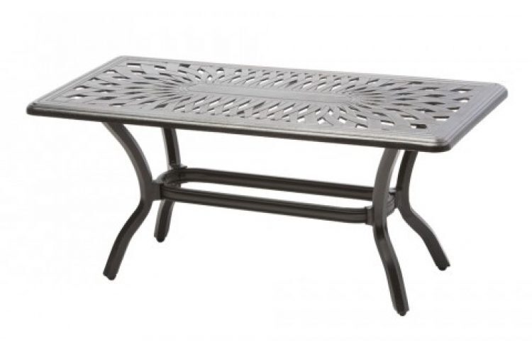 bay leaf 42 rect coffee table