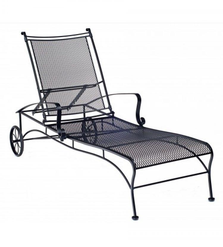 bradford adjustable chaise lounge