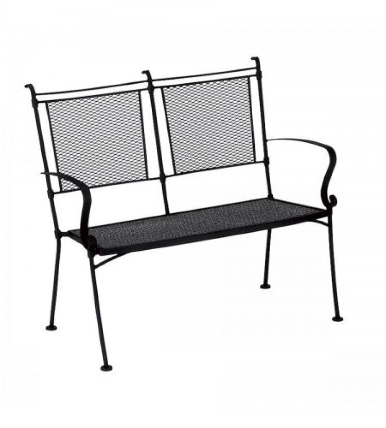 bradford bench stackable