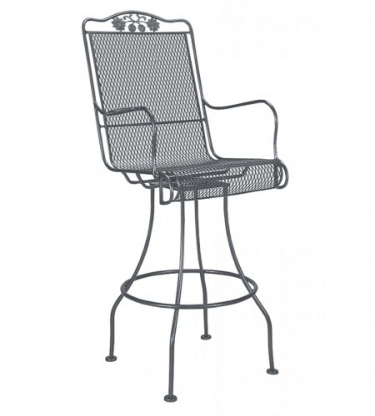 briarwood swivel bar stool