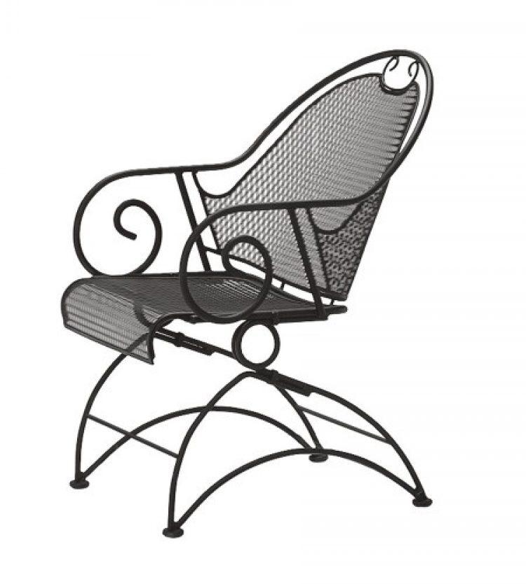 cantebury coil spring barrel chair