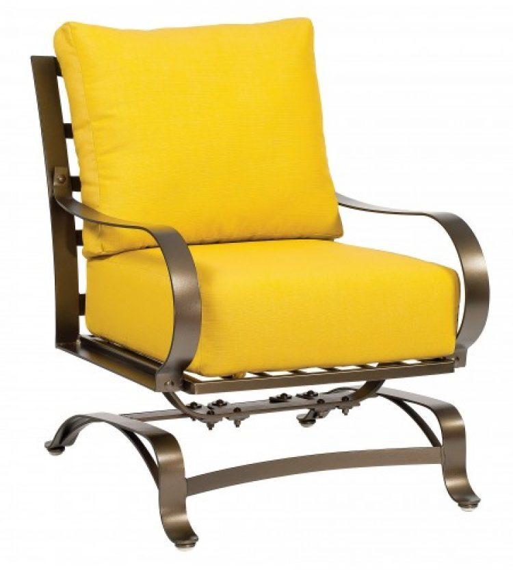 cascade spring lounge chair