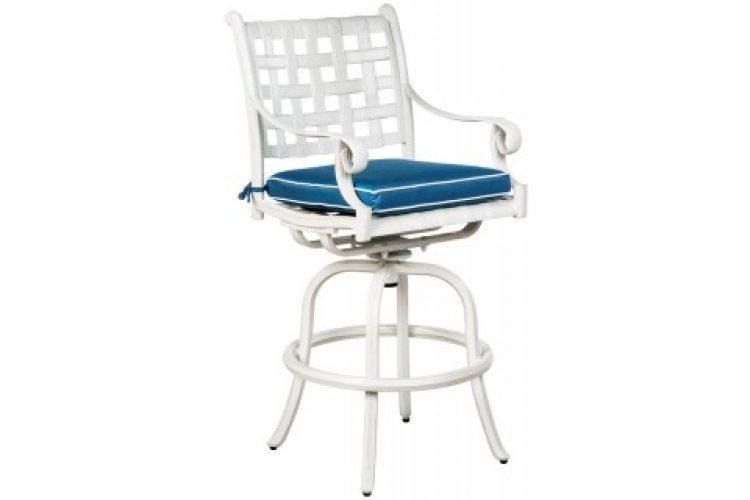 chateau bar swivel arm chair
