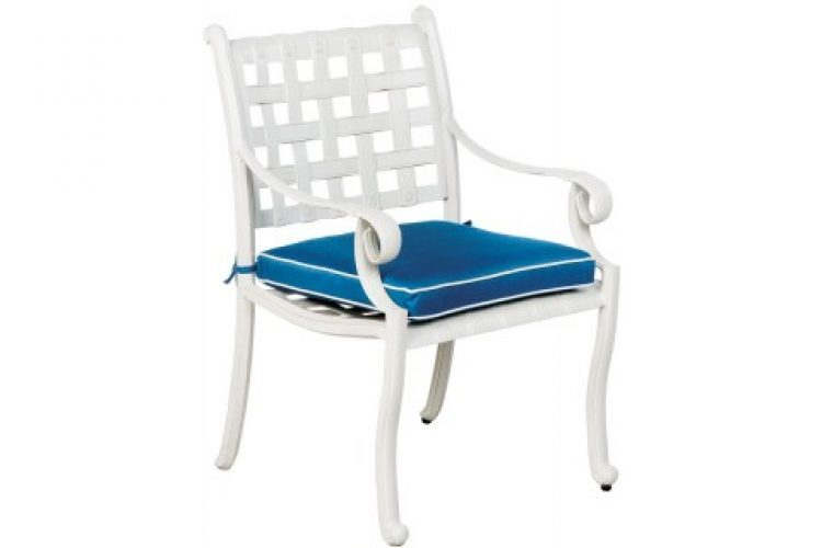 chateau dining arm chair