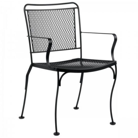 Constantine Dining Arm Chair - Stackable