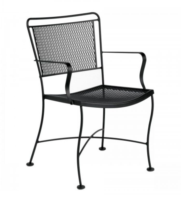 constantine dining arm chair non stackable