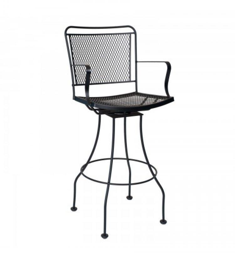 constantine swivel bar stool