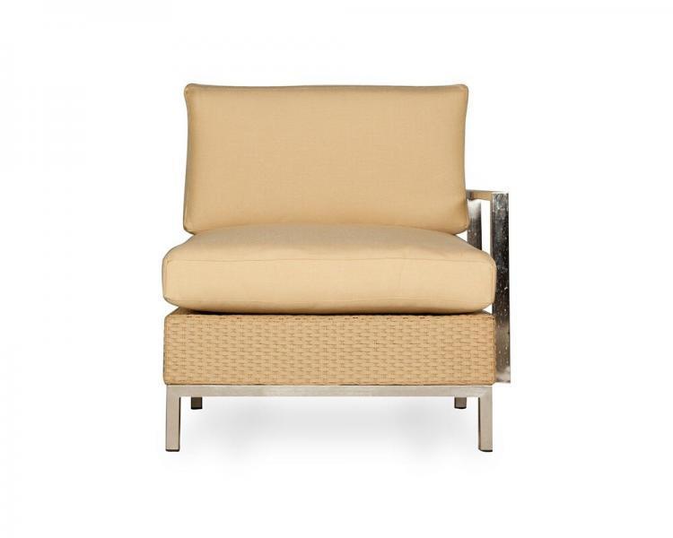 elements left arm lounge chair 203329
