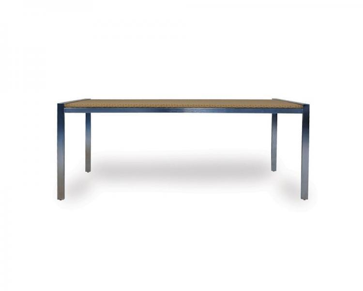 elements rectangular dining table 203072