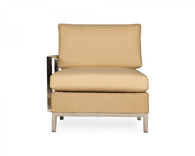 elements right arm lounge chair 203328