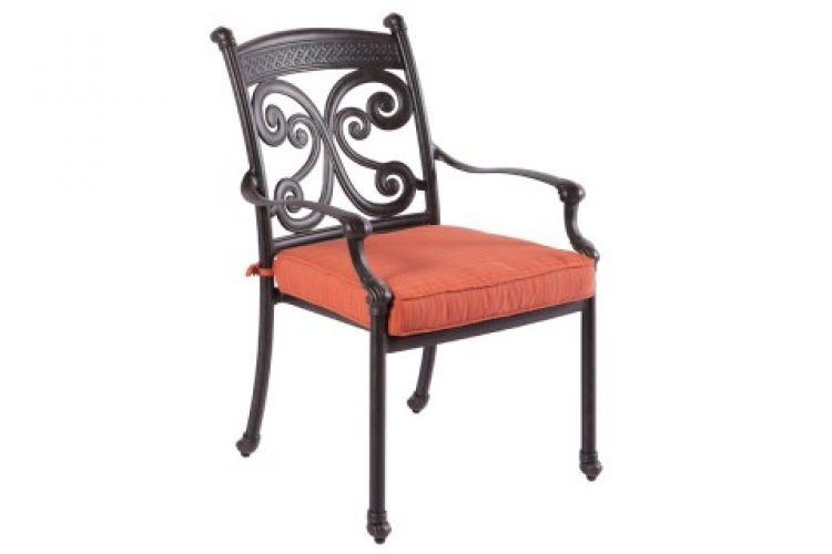 farfall stackable dining arm chair