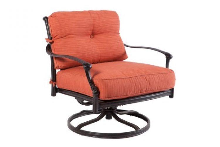 farfalla deep seating swivel rocker