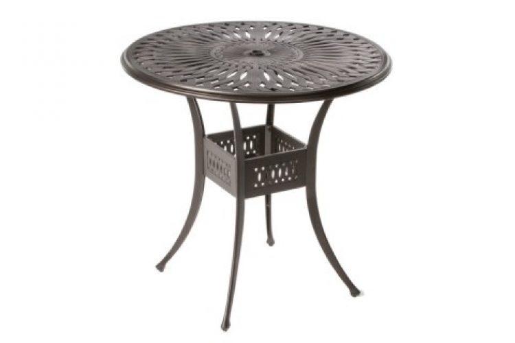 florentine 42 round bar table