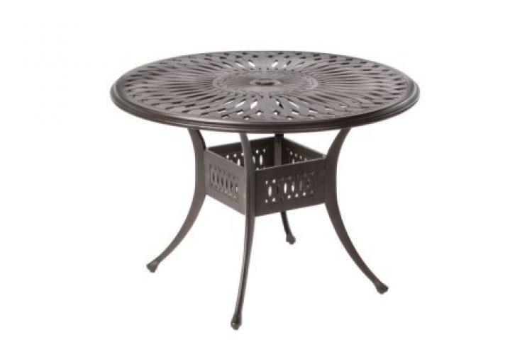 florentine 42 round dining table