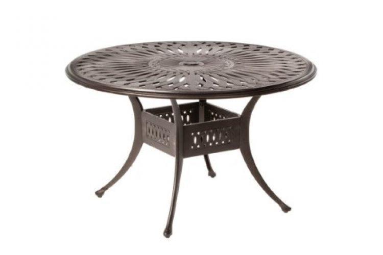 florentine 60 round dining table