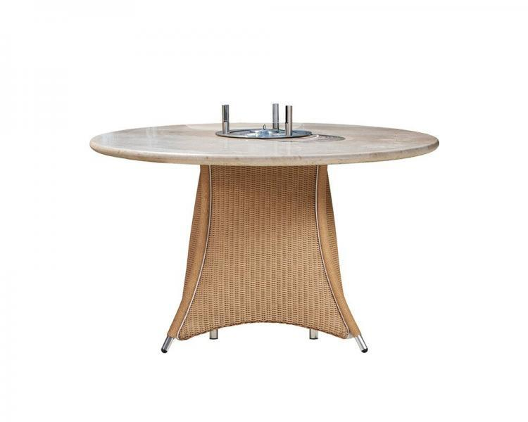 generations dining fire table 128099