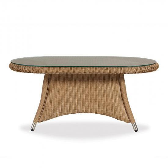 GENERATIONS OVAL COCKTAIL TABLE