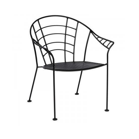 Hamilton Dining Arm Chair - Stackable