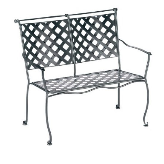 Maddox Bench - Stackable